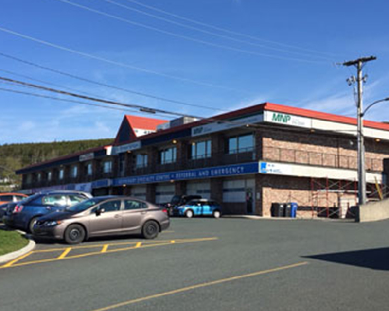 Mount Pearl St Johns MNP LTD office